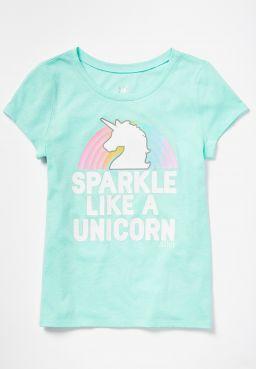 Sparkle Like A Unicorn Tee