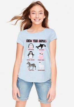 Know Your Animals Graphic Tee