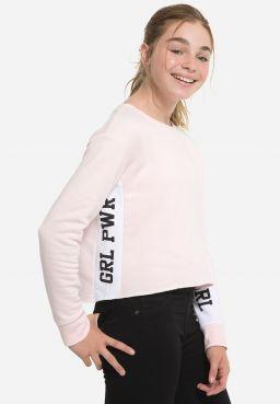 Positive Message Sweatshirt