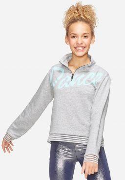 Strappy Sport Sweatshirt