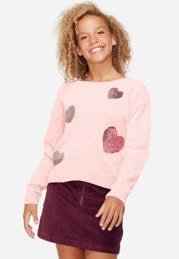 Flip Sequin Super Soft Sweater