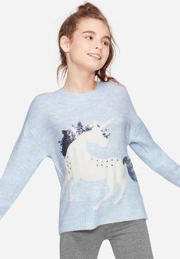 Critter Sweater