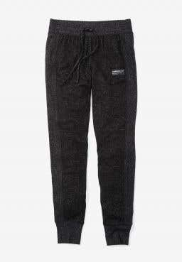 Ribbed Stripe Snuggly Soft Joggers