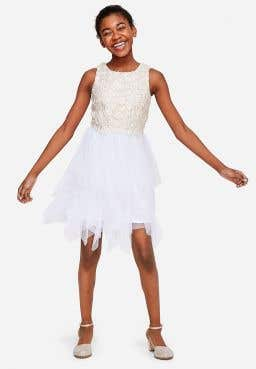 Fairy Hem Tutu Dress