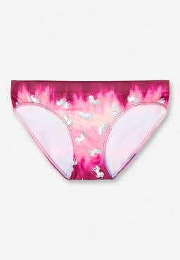 Foil Unicorn Seamless Bikini