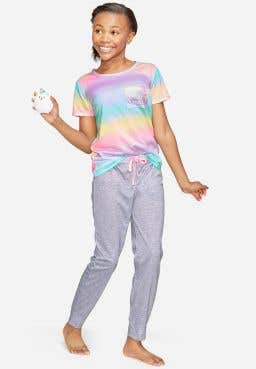Sheeping In Squishy Pajama Set