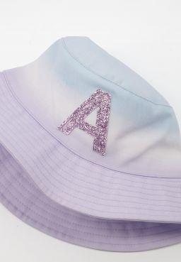Ombre Initial Bucket Hat