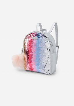 Ombre Flip Sequin Mini Backpack