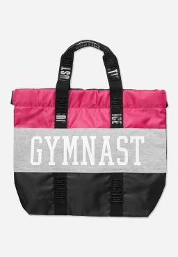 Gymanstics Colorblock Backpack Tote