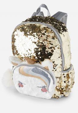 Sequin Unicorn Backpack