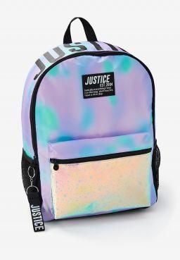 Tie Dye Effect Backpack