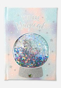Magical Unicorn Light Up Journal