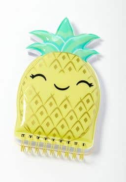 Pineapple Color Changing Mini Journal