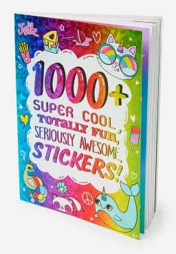 Seriously Awesome Sticker Book