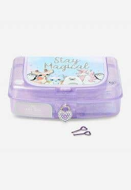 Stay Magical Critter Lockable Art Box