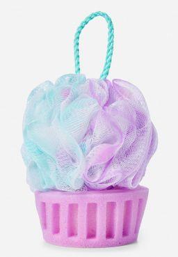 Just Shine Be Sweet & Sparkle Cupcake Loofah