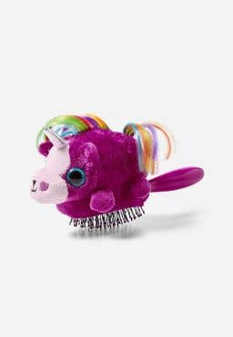 Unicorn Plush Wet Brush