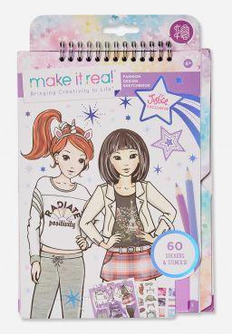 Make It Real Fashion Sketchpad