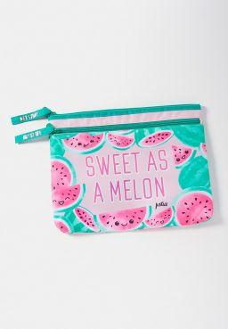 Sweet As A Melon Color Changing Bikini Bag