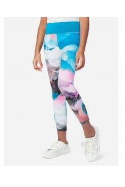 Collection X BT21 Mountain Scenery Leggings