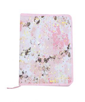 Pink Collection X Zipper Binder