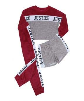 Justice 2 Bottoms and A Top Sleep Set
