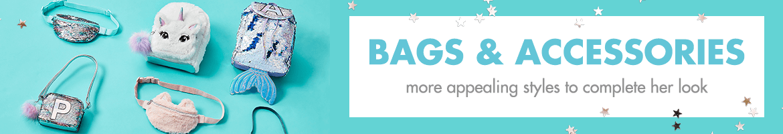 justice, bags, accessories, bag,backpack, mini backpack, minimini backpack, rucksack