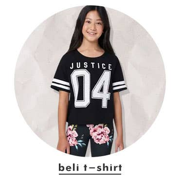 justice, t-shirt