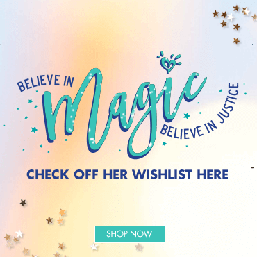justice, holiday, believe in magic, believe ini justice